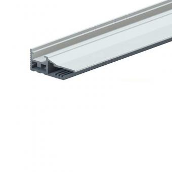 Aluminum extrusion lED light