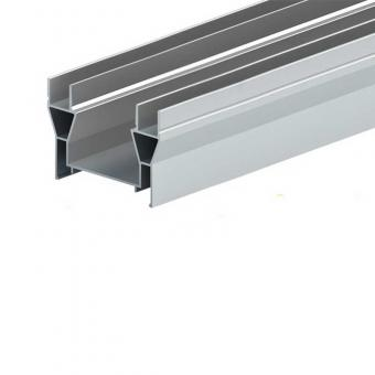 Partition office aluminum profile