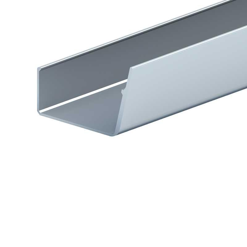 Aluminum profile for range hood